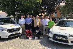 Donación Taxis Andrax