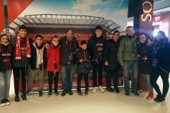Viaje Liverpool - FS. Castelldefels PC  - Fundación Smart Baby