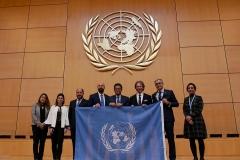 Acuerdo ONU - Fundación Smart Baby - Joie