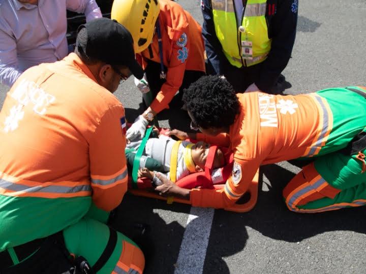 SIPE Baby Rescuer, único Sistema de Inmovilización Pediátrica y Extracción a nivel mundial