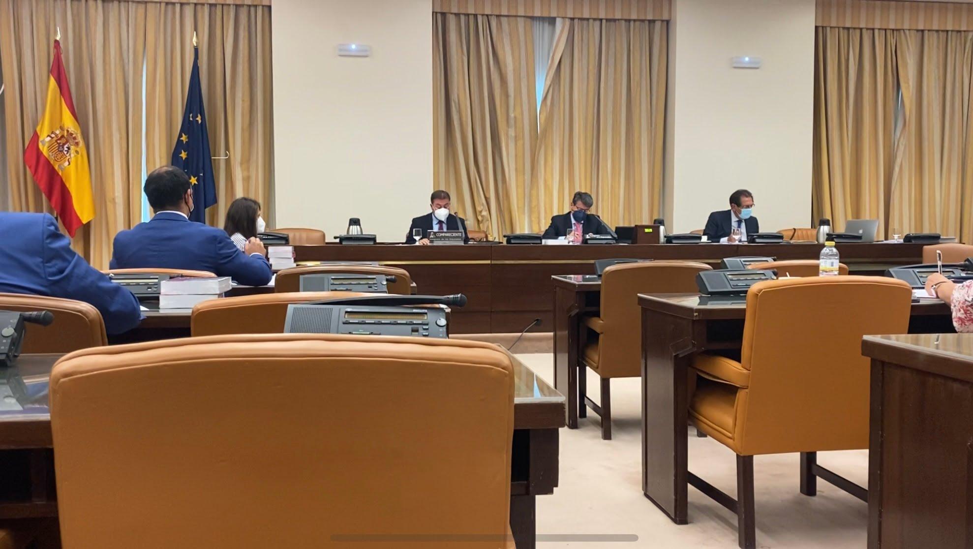 Propuestas para la Seguridad Vial Infantil ante la Comisión de Tráfico y Seguridad Vial del Congreso de los Diputados